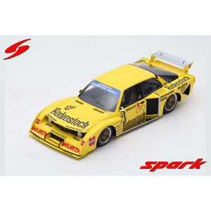 1/18 BMW 320 Turbo No.4 Div.II DRM Nurburgring 1979【18S388】 スパーク