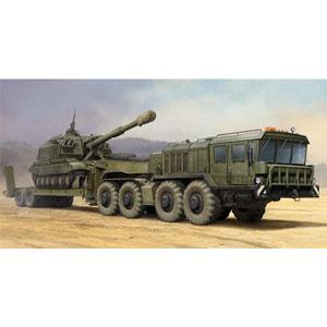 1/35 ソビエト軍 KZKT-7428 戦車運搬車【01039】 トランペッター