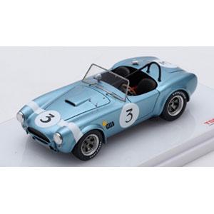 1/43 シェルビー コブラ G.P.スパ 500km 1964 クラス優勝 #3 B. Bondurant【TSM430349】 TSM Model