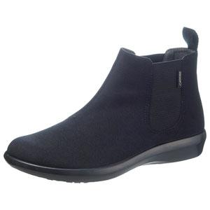 TDY39-70 BK 24.0 アサヒシューズ レディース ゴアテックス 防水ブーツ(ブラック・24.0cm) TOP DRY トップドライ AF39701