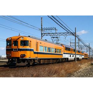 [鉄道模型]トミックス (Nゲージ) 98330 近畿日本鉄道 30000系ビスタEX(旧塗装・喫煙室付)セット(4両)