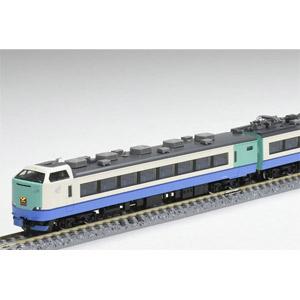 [鉄道模型]トミックス (Nゲージ) 98337 JR 485 3000系特急電車(はくたか)基本セット(5両)