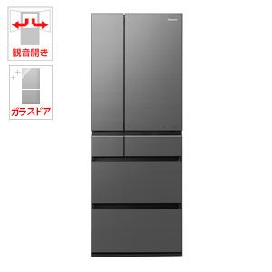(標準設置料込)NR-F605WPX-H 600L パナソニック Panasonic 600L 6ドア冷蔵庫(ミスティスチールグレー) パナソニック Panasonic, メモリアル仏壇:5d48b4db --- anaphylaxisireland.ie