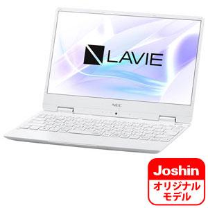 PC-NM560MAW-J NEC 12.5型ノートパソコン 【Joshin オリジナル】LAVIE Note Mobile NM560/MAW-J パールホワイト LAVIE 2019年 春モデル(Core i5/メモリ8GB/SSD512GB/Office H&B)