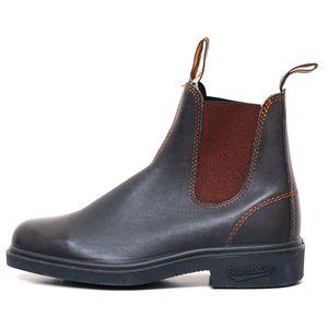 BS062050-9 ブランドストーン 男女兼用 サイドゴアブーツ(スタウトブラウン・サイズ:9(27.0cm~27.5cm)) Blundstone #062 DRESS BOOTS