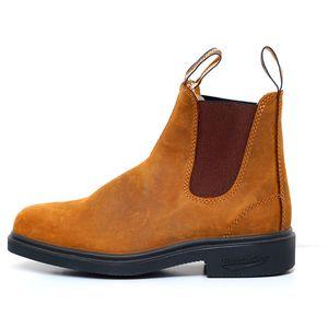 BS064680-7 ブランドストーン 男女兼用 サイドゴアブーツ(クレイジーホース・サイズ:7(25.5cm~26.0cm)) Blundstone #064 DRESS BOOTS