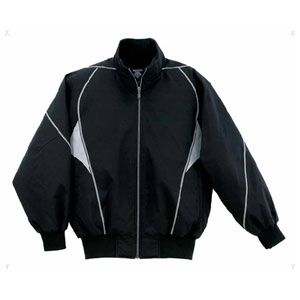 DS-DR208-BLK-L デサント 野球・ソフトボール用グラウンドコート(BLK・サイズ:L) DESCENTE グランドコート