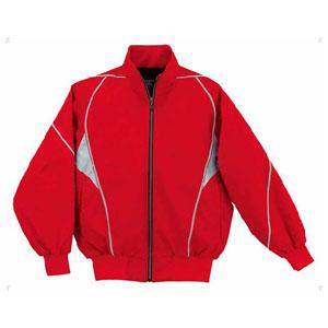 DS-DR208-RED-XA デサント 野球・ソフトボール用グラウンドコート(RED・サイズ:XA) DESCENTE グランドコート