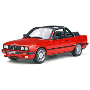 1/18 BMW E30 バウア (レッド)世界限定 1500個【OTM767】 OttOmobile