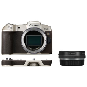 EOSRPGL-BODYMADK キヤノン フルサイズミラーレス一眼カメラ「EOS-RP」(ゴールド) マウントアダプターSPキット Canon