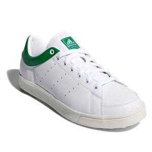 AD18SS F33781 265 アディダス アディクロスクラシック ワイド(ホワイト/ホワイト/グリーン・26.5 ) Adidas 18SS adicross classic WD