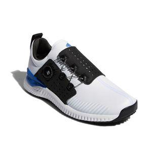 AD18SS F33573 270 アディダス アディクロスバウンスボア(人工皮革)(ホワイト/コアブラック/ブルーメタリック・27.0cm) Adidas 18SS adicross bounce Boa