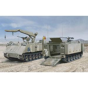 1/35 イスラエル国防軍 IDF M113フィッターズ&チャタプ野戦修復車 (2輌セット)【DR3622】 ドラゴンモデル