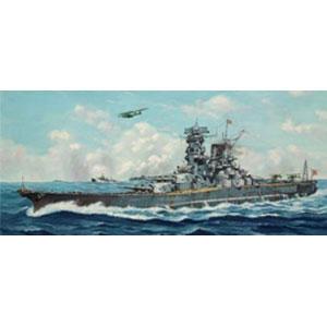 1 1200 新作多数 年末年始大決算 日本海軍 戦艦 プラモデル ドイツレベル 06822 武蔵