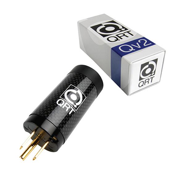 QV2 ノードスト ACライン・ハーモナイズプラグ NORDOST QRT/Quantum Resonant Technology