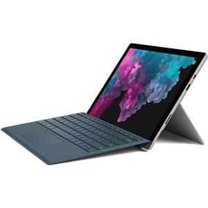 KJV-00027 マイクロソフト Microsoft Surface Pro 6 プラチナ [Core i7/メモリ 16GB/ストレージ 512GB]【Office 2019 搭載モデル】