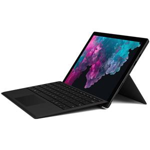 KJV-00028 マイクロソフト Microsoft Surface Pro 6 ブラック [Core i7/メモリ 16GB/ストレージ 512GB]【Office 2019 搭載モデル】