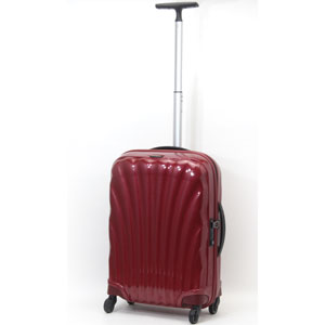 7334900 サムソナイト スーツケース ハードフレーム 36L(レッド) Cosmolite Spinner 55(コスモライト スピナー55)