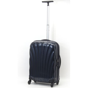 7334931 サムソナイト スーツケース ハードフレーム 36L(ミッドナイトブルー) Cosmolite Spinner 55(コスモライト スピナー55)