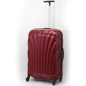 7335000 サムソナイト スーツケース ハードフレーム 68L(レッド) Cosmolite Spinner 69(コスモライト スピナー69)