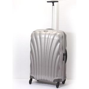 7335015 サムソナイト スーツケース ハードフレーム 68L(パール) Cosmolite Spinner 69(コスモライト スピナー69)