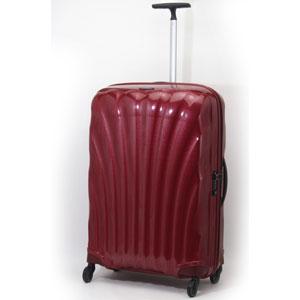 7335100 サムソナイト スーツケース ハードフレーム 94L(レッド) Cosmolite Spinner 75(コスモライト スピナー75)