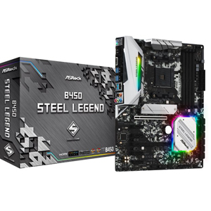 B450 STEEL LEGEND ASRock ATX対応マザーボードB450 STEEL LEGEND
