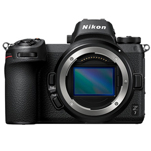 Z7 ニコン フルサイズミラーレス一眼カメラ「Z7」ボディ FXフォーマット Nikon