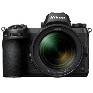 Z7/24-70 ニコン フルサイズミラーレス一眼カメラ「Z7」レンズキット FXフォーマット Nikon