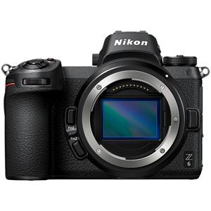 Z6(ニコン) ニコン フルサイズミラーレス一眼カメラ「Z6」ボディ FXフォーマット Nikon