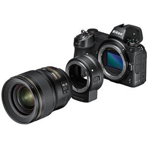 Z6/24-70FTZ(ニコン) ニコン フルサイズミラーレス一眼カメラ「Z6」レンズ+マウントアダプターキット FXフォーマット Nikon