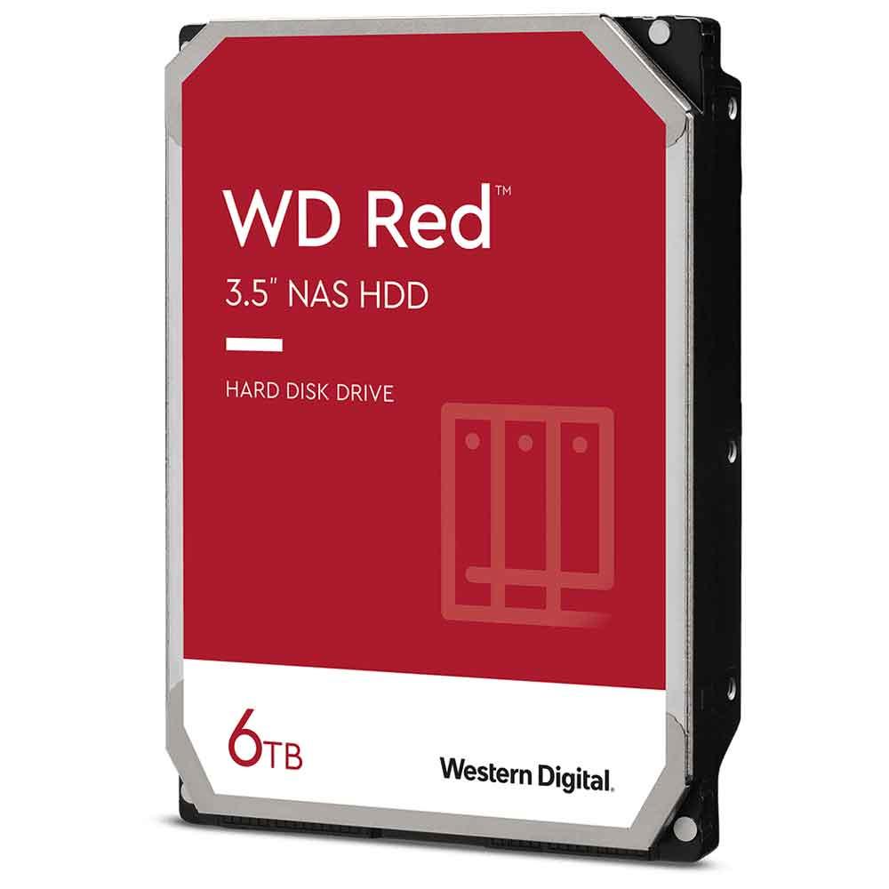 WD60EFAX ウエスタンデジタル 【バルク品】3.5インチ 内蔵ハードディスク 6.0TB WesternDigital WD Red(NAS向けモデル)