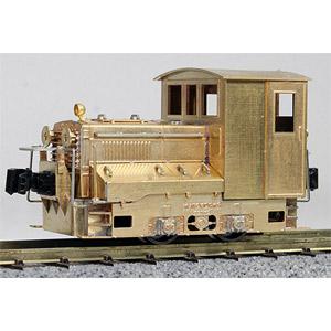 [鉄道模型]ワールド工芸 16番 (HO) 16番 加藤製作所 貨車移動機 6.5t 貨車移動機 (HO) (鋳物台枠タイプB) 組立キット, サクライシ:6429905a --- officewill.xsrv.jp