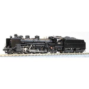 [鉄道模型]ワールド工芸 (N) 国鉄 C51 80号機 蒸気機関車 塗装済完成品 リニューアル品