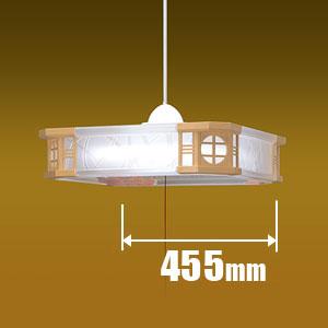 RVR80081 タキズミ LED和風ペンダント【コード吊】