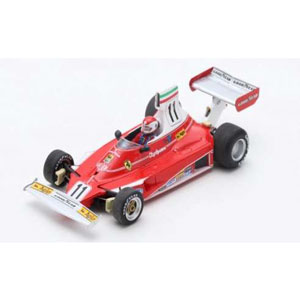 1/43 Ferrari 312T No.11 Winner Italian GP 1975【LSRC60】 LOOKSMART