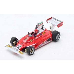 1/43 Ferrari 312T No.12 3rd Italian GP 1975【LSRC61】 LOOKSMART