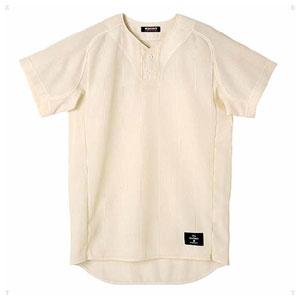 DS-STD52TA-SIVO-L デサント 野球・ソフトボール用ユニフォームシャツ(SIVO・サイズ:L) DESCENTE ハーフボタンシャツ(レギュラーシルエット)