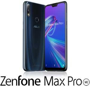 ZB631KL-BL64S4 ASUS(エイスース) ASUS ZenFone Max Pro (M2) ミッドナイトブルー 6.3インチ SIMフリースマートフォン[マルチキャリア対応:docomo/au/Y!mobile VoLTE]