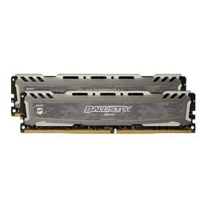 BLS2K8G4D32AESBK Crucial PC4-25600 (DDR4-3200)288pin UDIMM 16GB(8GB×2枚) Ballistix