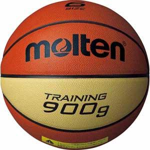 B6C9090 モルテン バスケット トレーニングボール 6号球 (天然皮革) Molten 9090