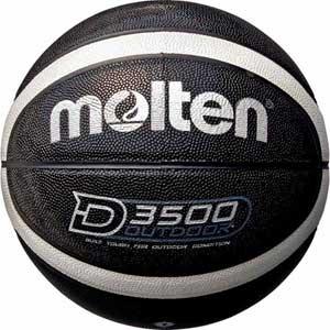 B7D3500-KS 安心の実績 高価 買取 強化中 モルテン バスケットボール 7号球 Molten ブラック×シルバー 人工皮革 毎週更新 D3500
