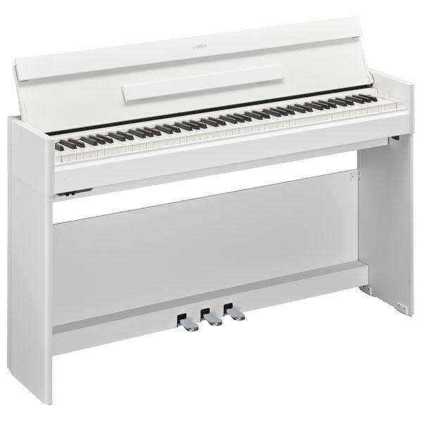 YDP-S54WH ヤマハ 電子ピアノ(ホワイトウッド調仕上げ)【ヘッドホン&ソングブック付き】 YAMAHA ARIUS(アリウス)