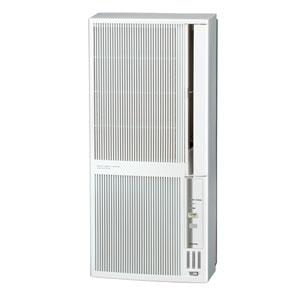 CWH-A1819-WS コロナ 窓用エアコン(冷暖房兼用・おもに4.5~7畳用 シェルホワイト) CORONA