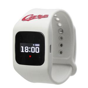 SA-BY002 シャープ 腕時計型ウェアラブル端末(ホワイト) funband(ファンバンド) 広島東洋カープモデル [SABY002]【返品種別A】