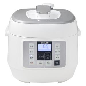 Y PCA-M250 山善 マイコン電気圧力鍋(3.5合炊き) YAMAZEN