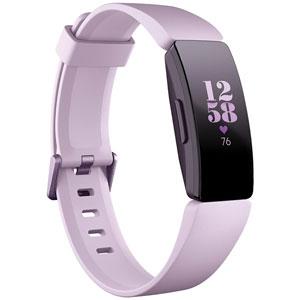 FB413LVLV-FRCJK フィットビット ウェアラブル活動量計(Lilac) L/Sサイズ Fitbit Inspire HR [FB413LVLVFRCJK]【返品種別A】