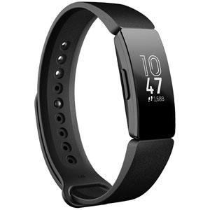 FB412BKBK-FRCJK フィットビット ウェアラブル活動量計(Black) L/Sサイズ Fitbit Inspire [FB412BKBKFRCJK]【返品種別A】