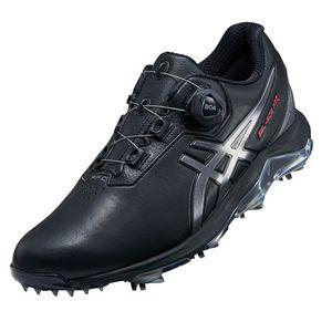 1113A002 001BKCRB265 アシックス メンズ・ソフトスパイク・ゴルフシューズ (ブラック×カーボン・26.5cm) asics GEL-ACE PRO 4 BOA