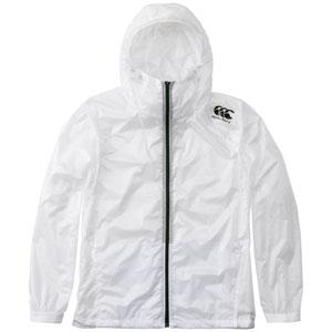 CCC RP78540 10 S カンタベリー メンズ ジャケット(ホワイト・サイズ:S) CANTERBURY コンパクト ユーティリティー ジャケット (メンズ)